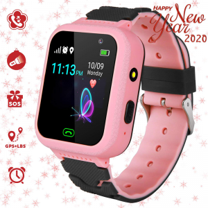 2-GPS-Children's-Watches-Phone,-Sports-Smart-Watches