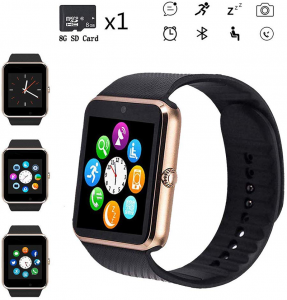 3-Beaulyn-Smart-Watch,Bluetooth-Touch-Screen-Watch-Phone-for-Android-iPhone-Pedometer-Smartwatch