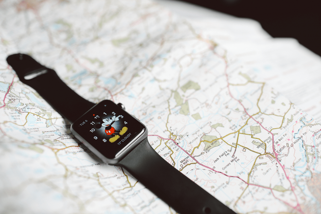 GPS Tracking of Smart Watches for Kids